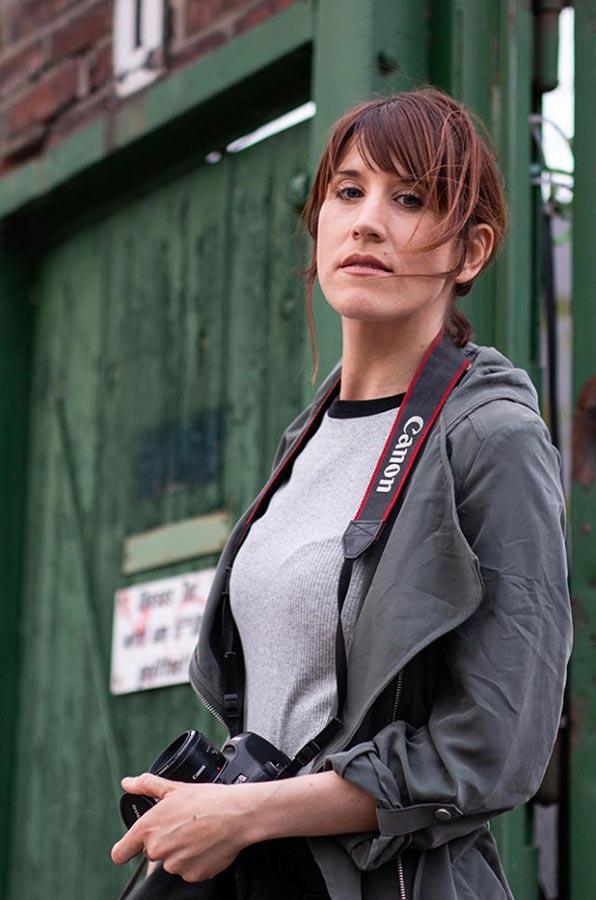 Laia Alvarez Actress